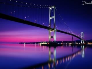 室蘭の白鳥大橋