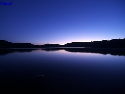 夜明けのクッタラ湖