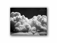 夏の雲の壁紙