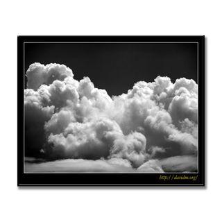 室蘭の夏の雲