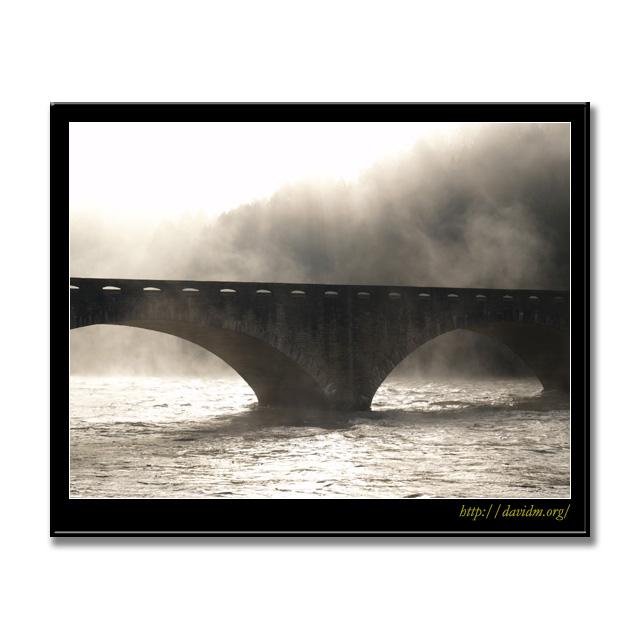 アメリカ合衆国ケンタッキー州 カンバーランド橋