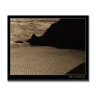 室蘭の強風が作り出す波紋