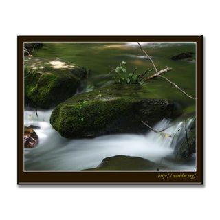滝野すずらん公園 川の流れ