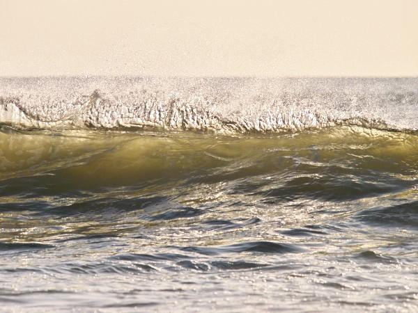波の写真シリーズ