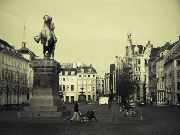 コペンハーゲンの生活