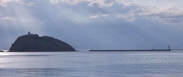 室蘭の大黒島