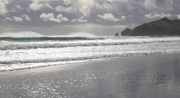 イタンキ浜の写真