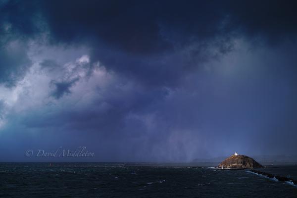 室蘭の大黒島の写真